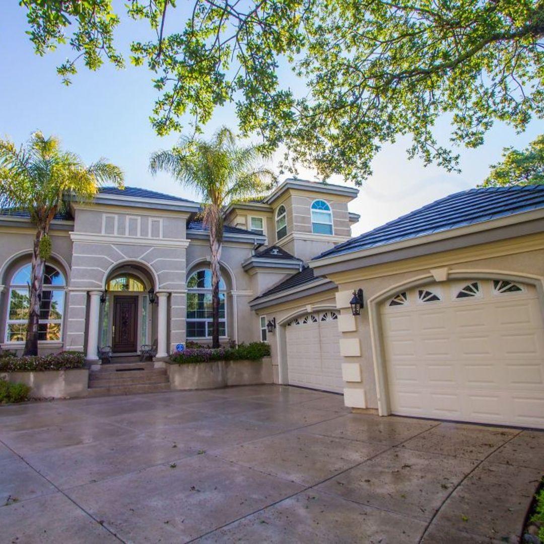 Custom Home in Napa CA