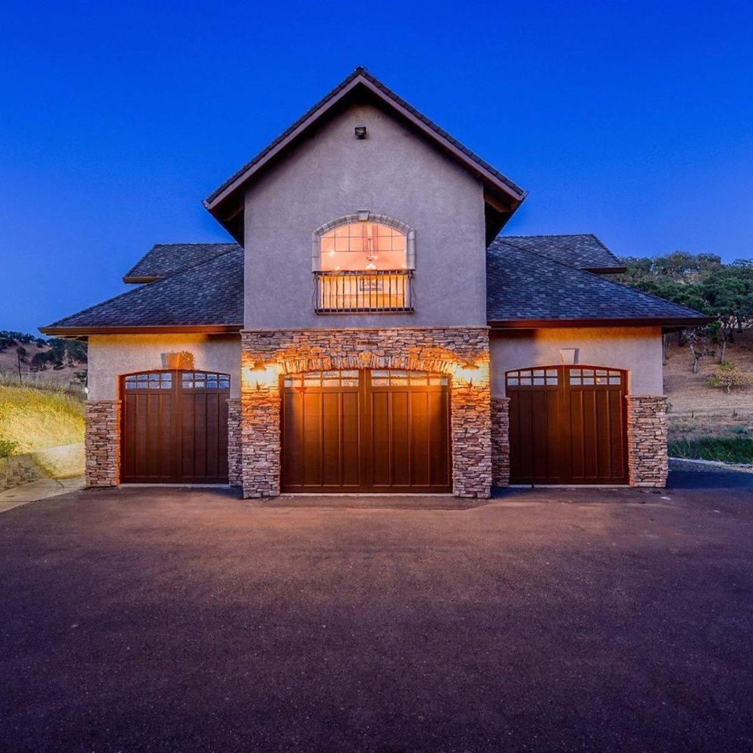 Custom Home in Napa Valley