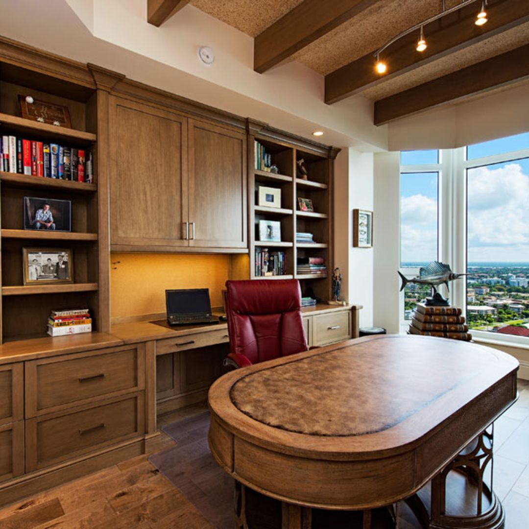 Napa Valley Home Office