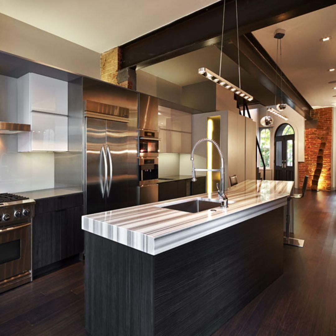 Custom Kitchen in Napa