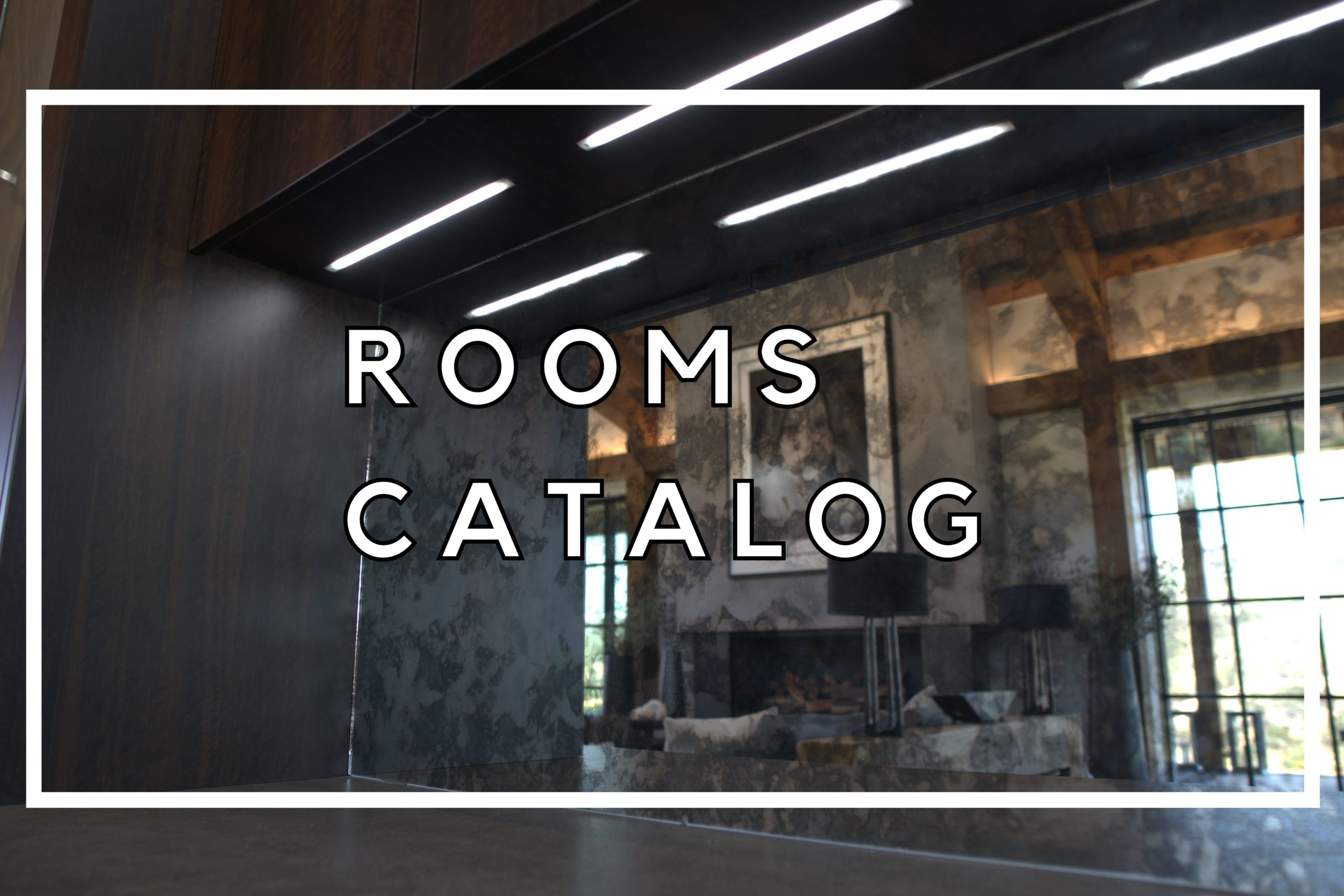 Rooms Catalog Page